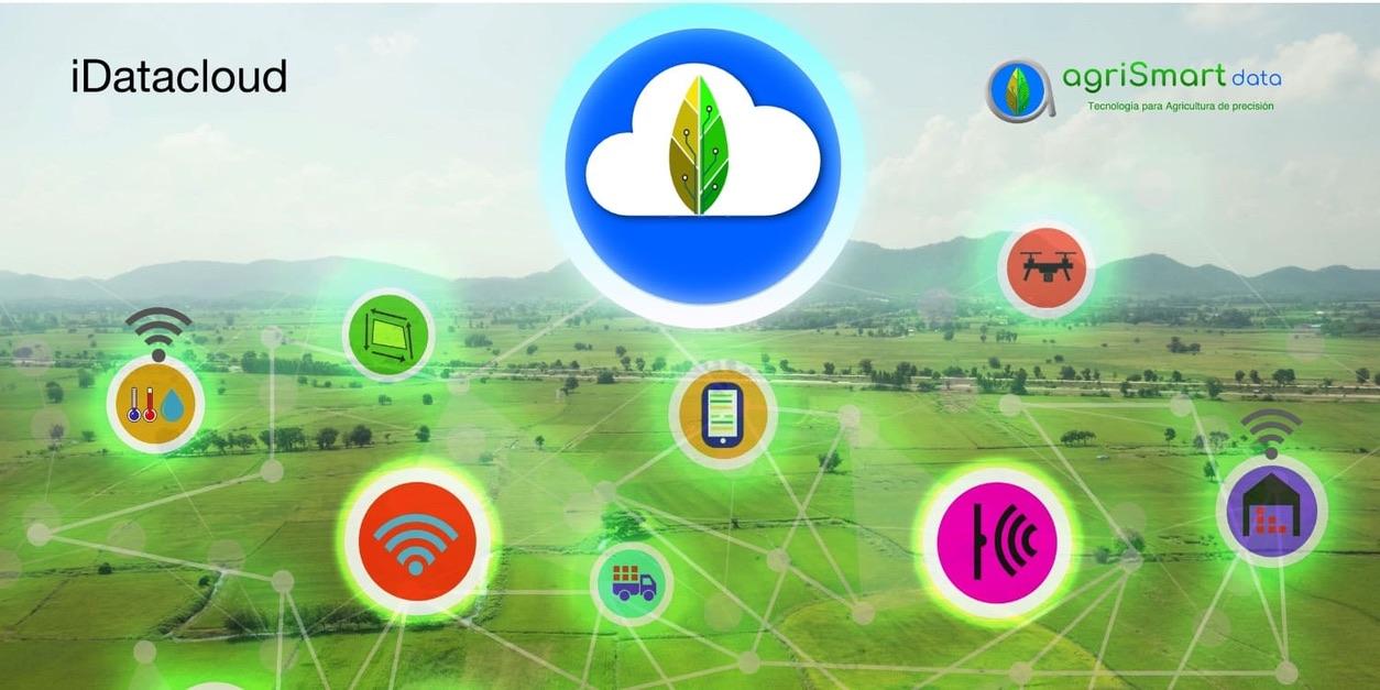 Soluciones iDatacloud - AgriSmart data
