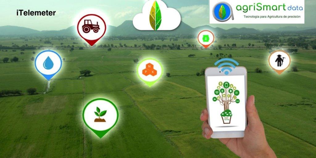 Solución iTelemeter - AgriSmart data