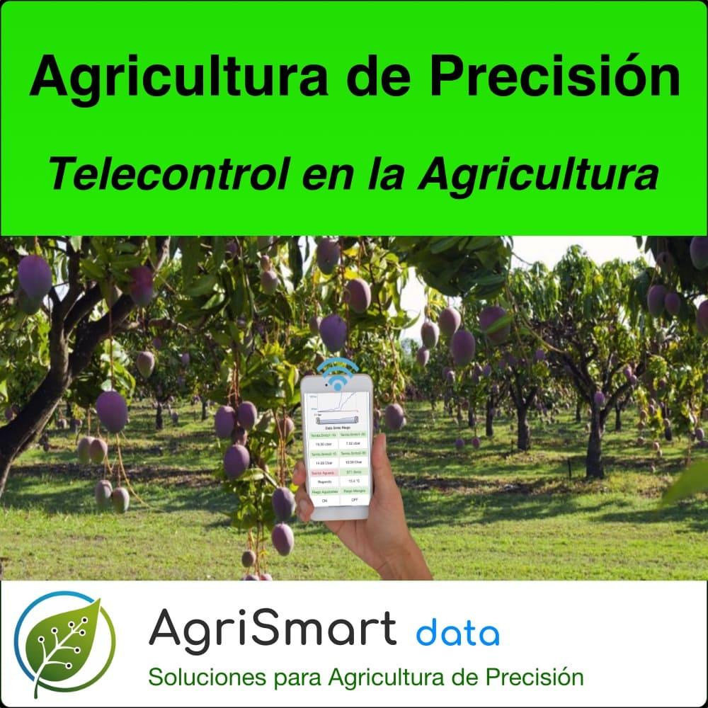 Telecontrol en Agricultura de Precisión
